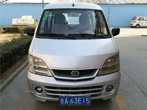 昌河 福瑞达 2011款 1.0L鸿运版 STD型DA465QE