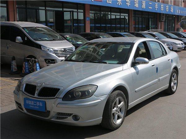 中华骏捷2008款 1.8T MT标准型