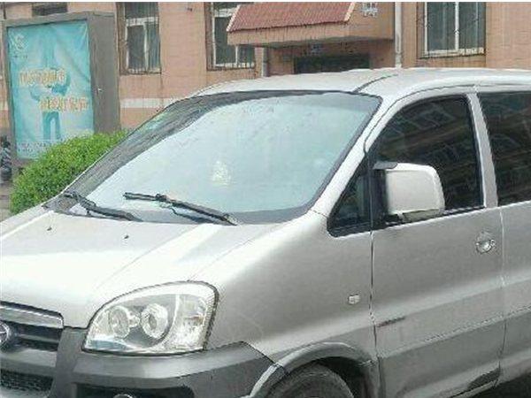 江淮瑞风2007款 祥和 2.4L汽油 手动豪华