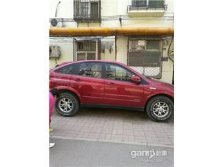 越野车SUV双龙爱腾2009款2009款 A230 2.3 自动AS标准版
