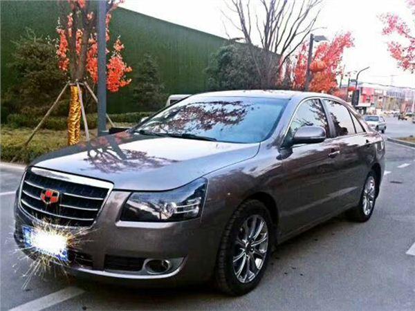 轿车吉利经典帝豪2012款2012款 三厢 1.8L CVT豪华型