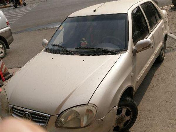 一汽夏利2008款 N3+ 1.0L 三厢