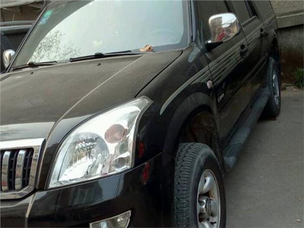 黄海挑战者2009款 汽油版 2.0 手动DD6490P标准版(国IV+OBD)
