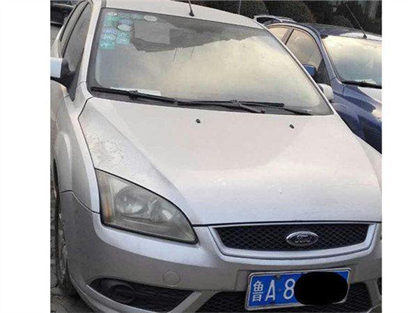 福特福克斯两厢2007款 两厢 1.8MT舒适型