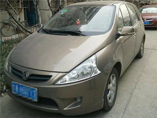 东风风行景逸2012款 LV 1.5L 手动舒适型