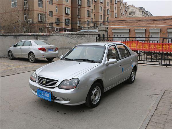 轿车吉利自由舰2009款2009款 1.3 MT精致标准型