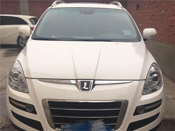 纳智捷大7 SUV2013款 锋芒限量版 2.2T 四驱智尊型