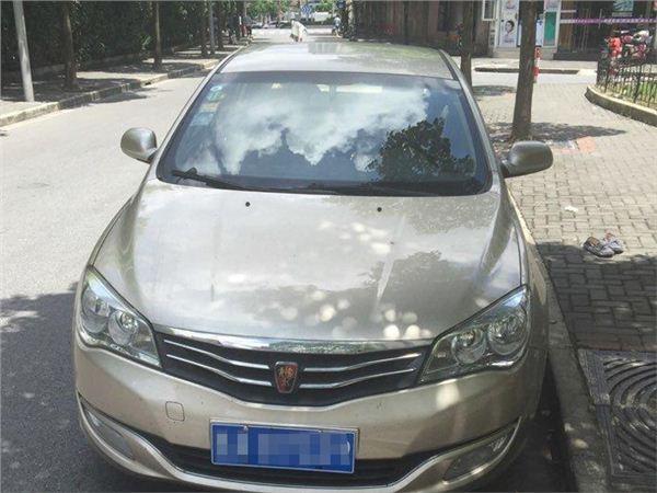 荣威3502011款 350S 1.5L 自动迅达版