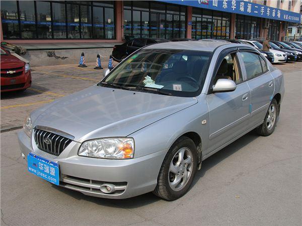 现代伊兰特2006款 1.6自动舒适型