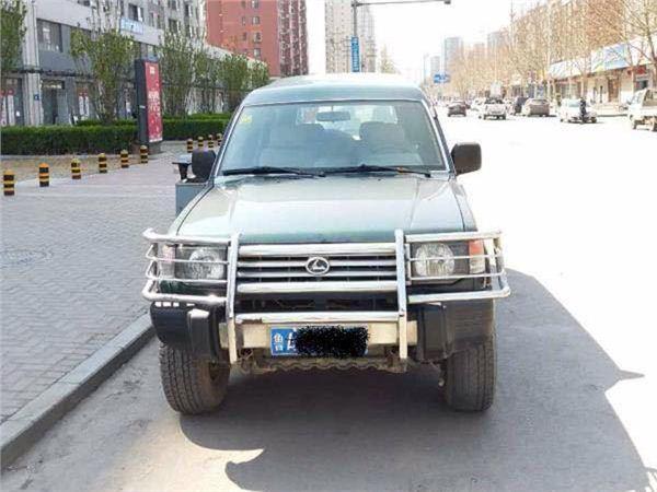 猎豹汽车猎豹64812010款 2.2L CFA6473B3 MT 4WD