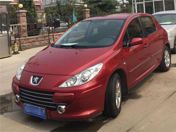 标致3072010款 两厢 1.6L 自动舒适版