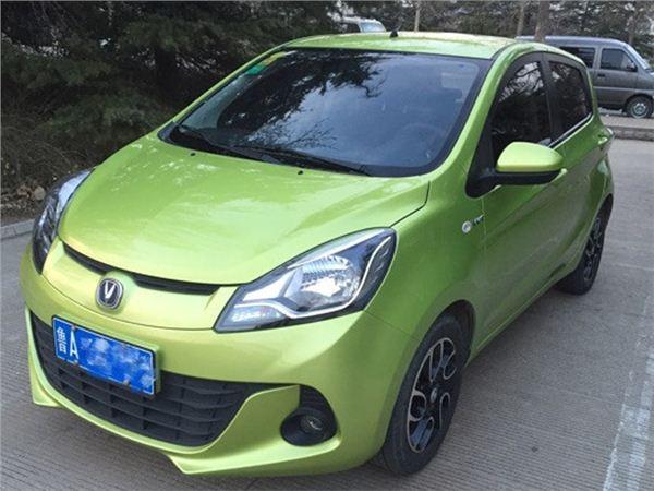 长安奔奔2015款 1.4L IMT尊贵型