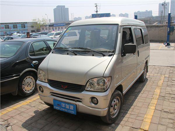 五菱之光2010款 1.0L新版立业型短车身