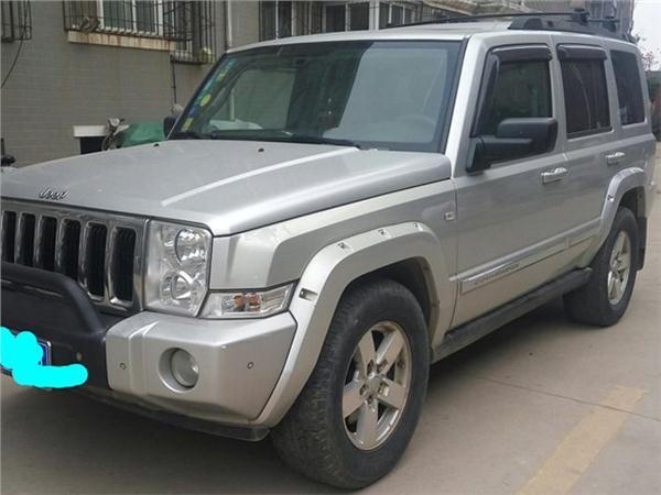 Jeep指挥官2007款 5.7