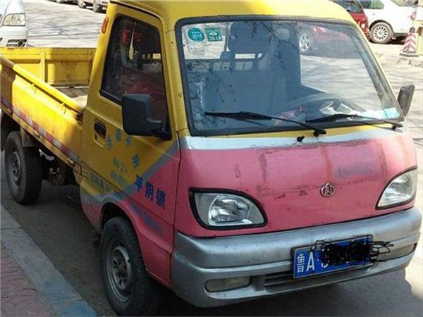 长安商用长安星卡2010款 1.0L/39kW手动 单排