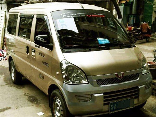 五菱荣光2012款 1.2L加长基本型LJY