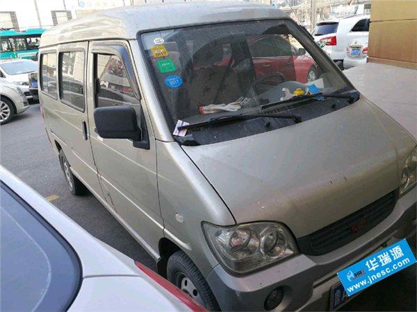 五菱之光2010款 1.2L新版实用型长车身