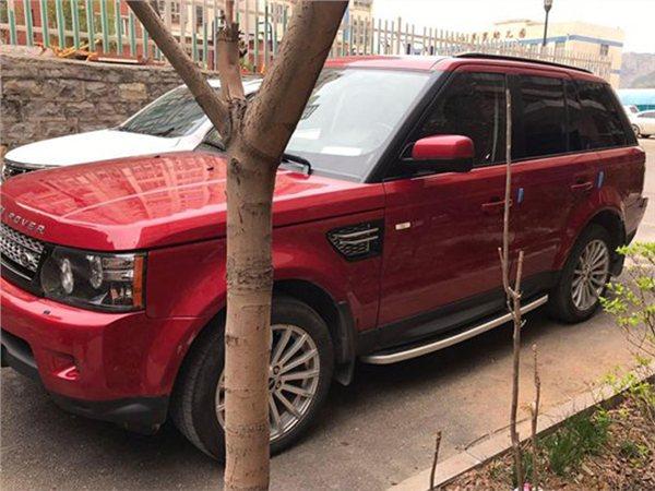 路虎揽胜运动版2012款 3.0 TDV6 HSE 柴油款