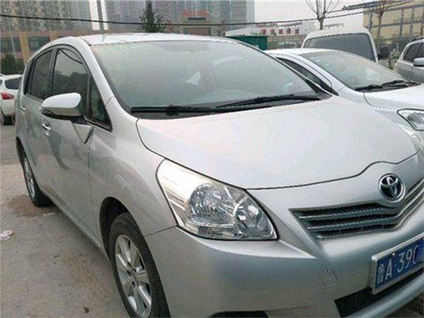 丰田逸致2014款 180G 1.8 CVT 星耀  舒适版