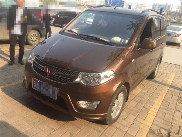 五菱宏光2015款 1.2L S 基本型 国V