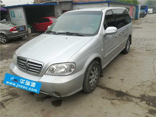 起亚嘉华(进口)2006款 2.7 自动 GL 7座
