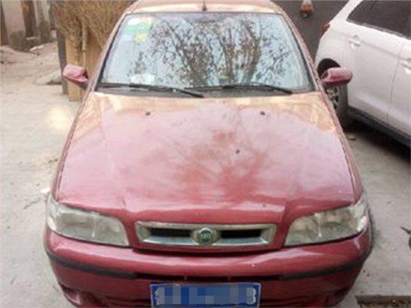 菲亚特西耶那2005款 1.5MT FSX