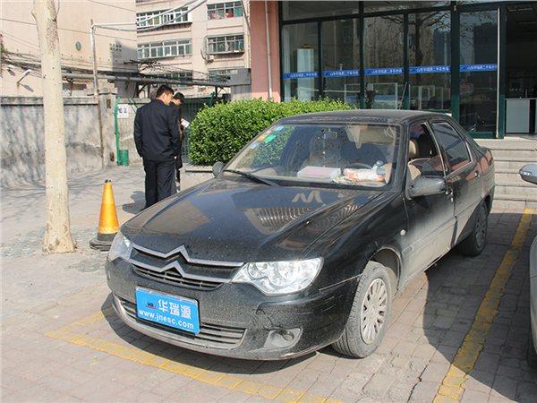 雪铁龙爱丽舍2008款 1.6L 手动舒适型