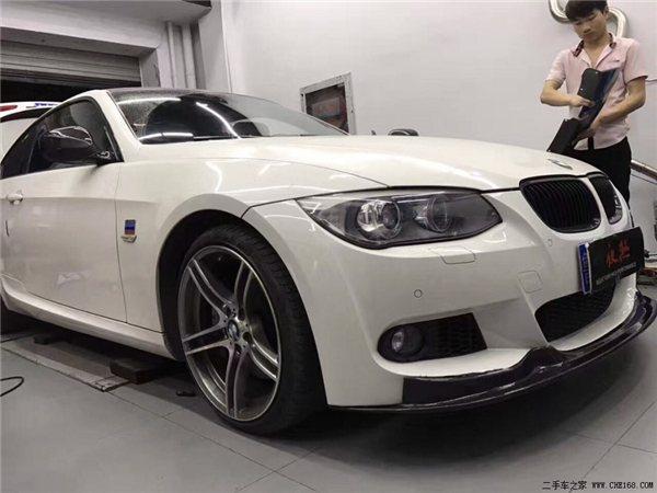 宝马3系(进口)2011款335i双门轿跑车
