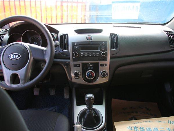 起亚 福瑞迪 2011款 1.6L GL MT