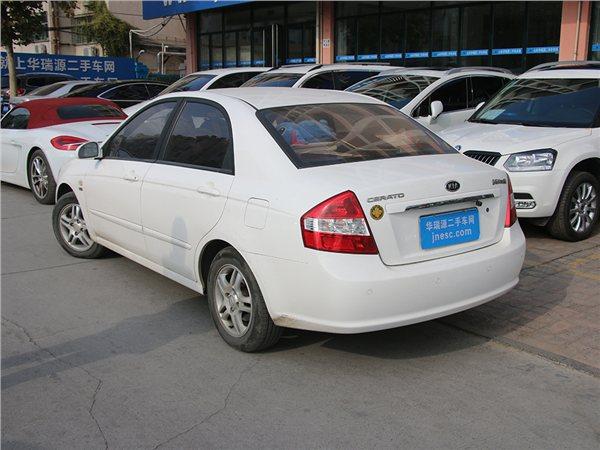 起亚 赛拉图 2010款 1.6 手动GL