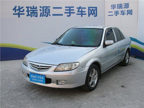 海马 海福星 2007款 HMC7163 手动舒适 (GLX)