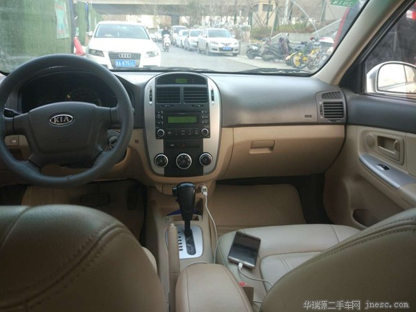 济南起亚 赛拉图 2010款 1.6 自动GL