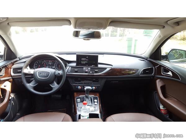 奥迪-奥迪A6L-2014款 35 FSI 舒适型