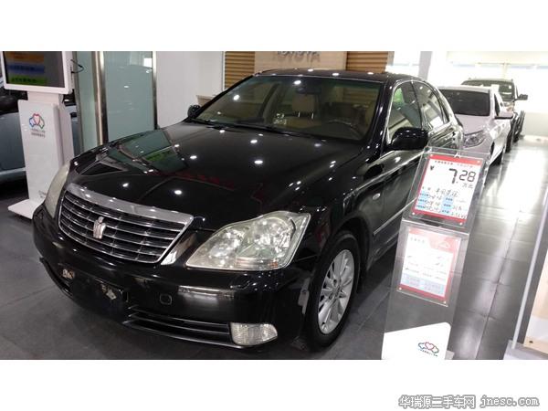 丰田-皇冠-2006款 2.5Royal 真皮版