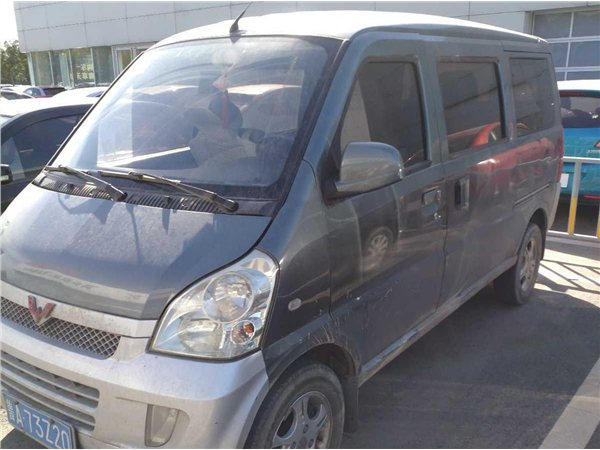五菱荣光 2008款 1.2 手动 豪华型 8座