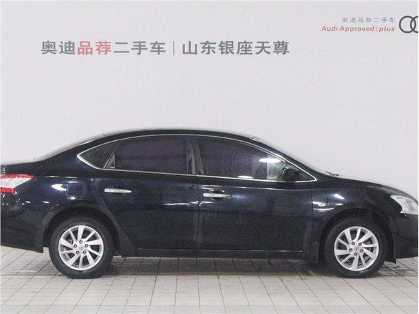 日产 轩逸 2012款 1.6XE CVT舒适版