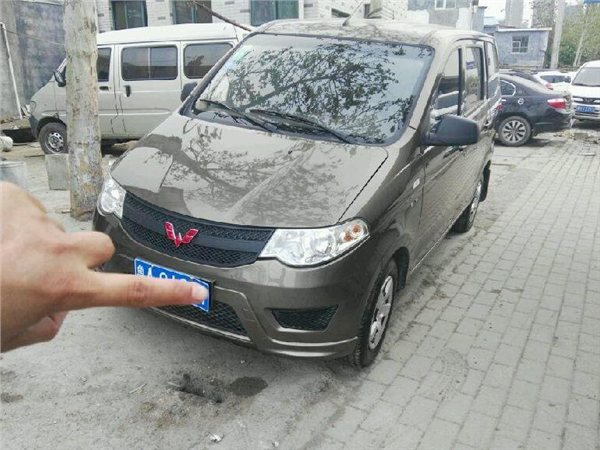 五菱宏光2015款 1.5L S1 舒适型