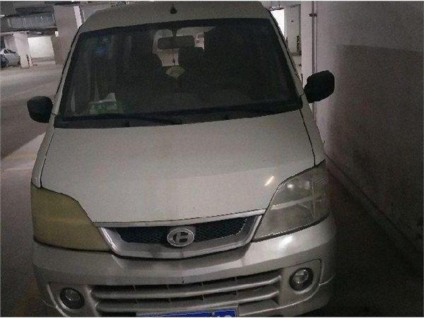 昌河 福瑞达 2009款 CH6390HE3 STD(标准型)