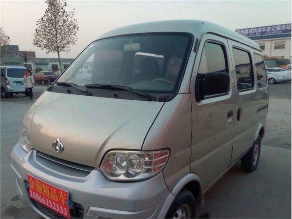 昌河 福瑞达 2011款 1.2L加长版 实用型K12B-A