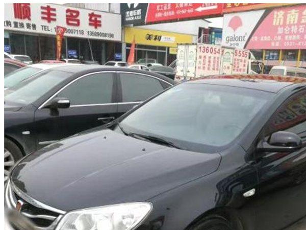 荣威3502011款 350S 1.5L 手动迅驰版