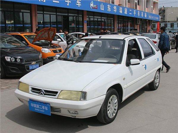 雪铁龙富康2005款 1.6 8V 手动型
