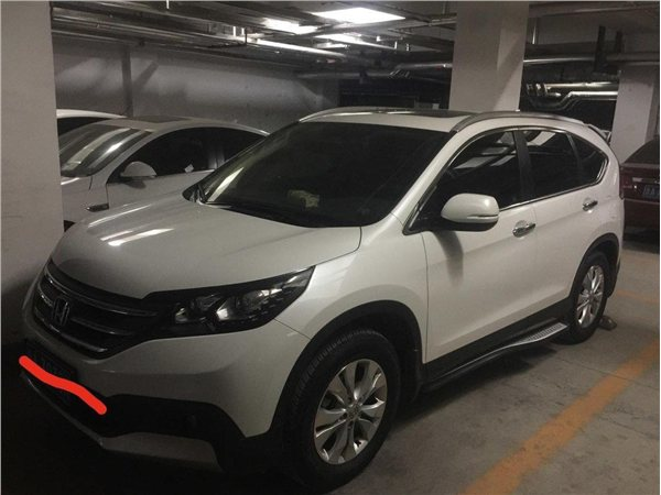 本田CRV2015款 2.4L 四驱尊贵版