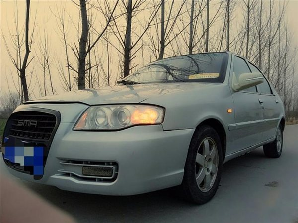 华普海尚2005款 1.8L 豪华型