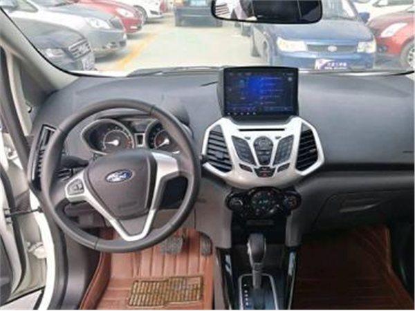 福特 翼搏 2013款 1.5L 自动尊贵型