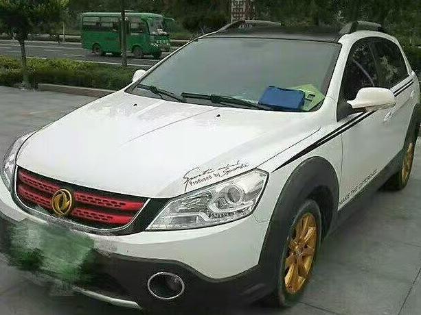 东风风神H30 2012款 1.6L 手动遵尚型