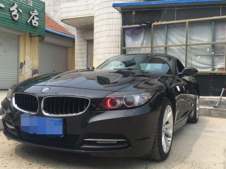 宝马Z4 2012款 sDrive20i
