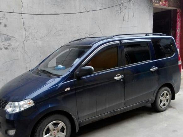 五菱宏光 2010款 1.2L 手动基本型