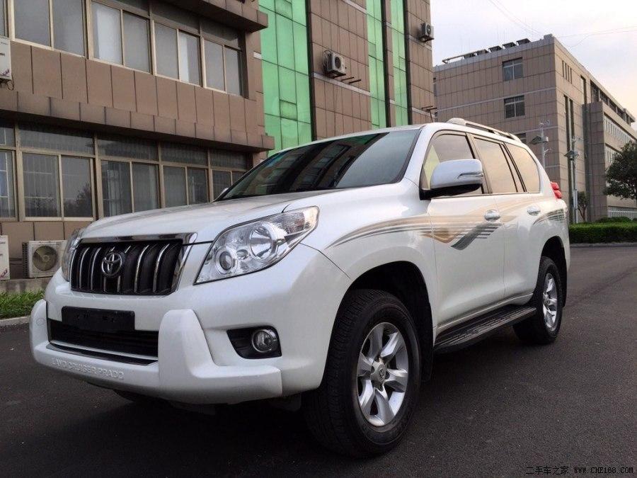 丰田普拉多(进口)2010款 2.7L 自动豪华版