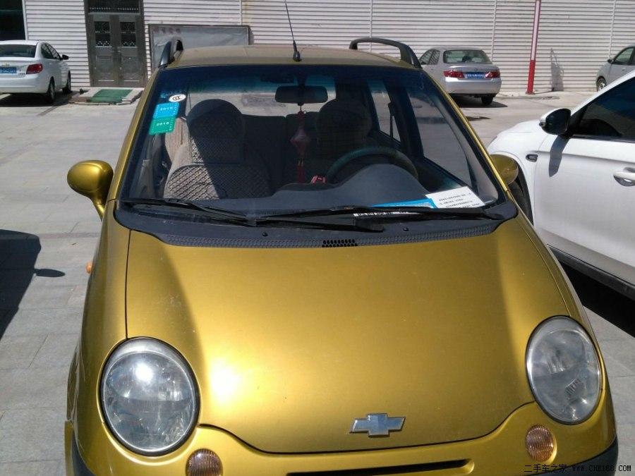 雪佛兰乐驰2008款 0.8L 手动舒适型
