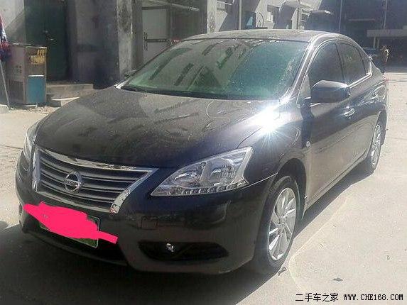 日产轩逸2012款 1.6XL 手动豪华版